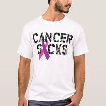 Thyroid Cancer Sucks T-Shirt