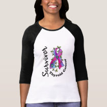 Thyroid Cancer Survivor 15 T-Shirt