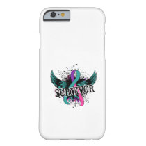 Thyroid Cancer Survivor 16 Barely There iPhone 6 Case