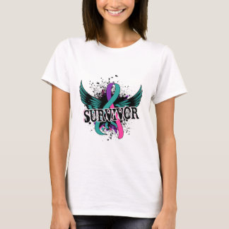 Thyroid Cancer Survivor 16 T-Shirt