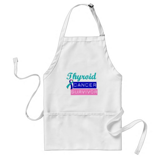 Thyroid Cancer Survivor Apron