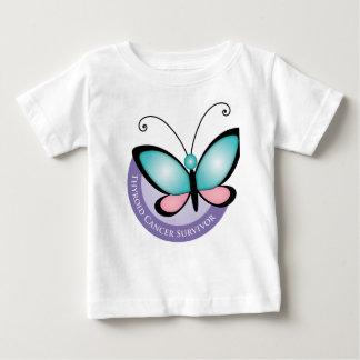 Thyroid Cancer Survivor Baby T-Shirt