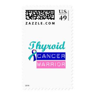 Thyroid Cancer Survivor Postage Stamps