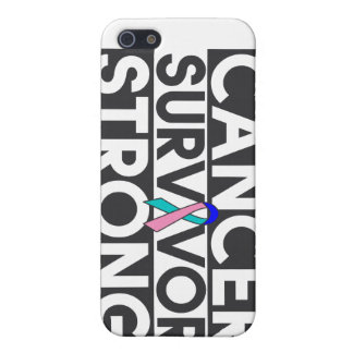 Thyroid Cancer Survivor Strong Cases For iPhone 5