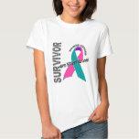 Thyroid Cancer Survivor T-Shirt