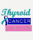 Thyroid Cancer Survivor Tees