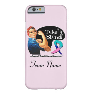 Thyroid Cancer Take a Stand iPhone 6 Case