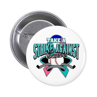 Thyroid Cancer Take A Strike Pins