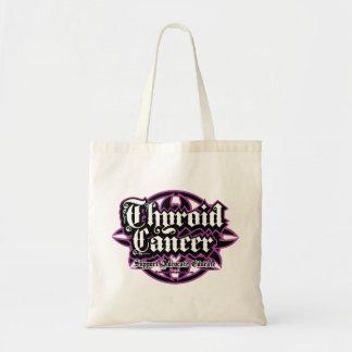 Thyroid Cancer Tribal Tote Bag