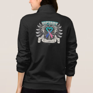 Thyroid Cancer Victory Jacket