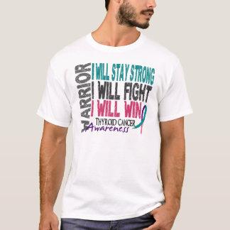 Thyroid Cancer Warrior T-Shirt