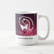 Thyroid Coffee Club Mug