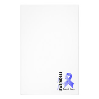Thyroid Disease Awareness 5 Stationery