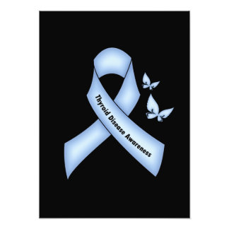 Thyroid Disease Awareness Month Photo Print