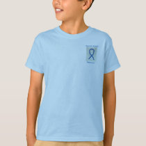 Thyroid Disease Awareness Ribbon Angel T-Shirt