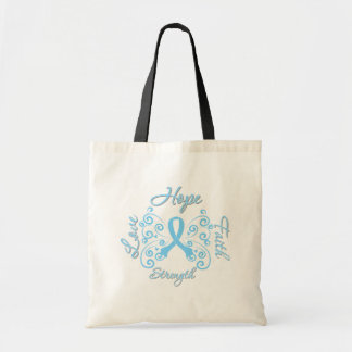 Thyroid Disease Hope Motto Butterfly Bag