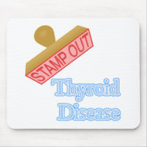 Thyroid Disease Mouse Pad
