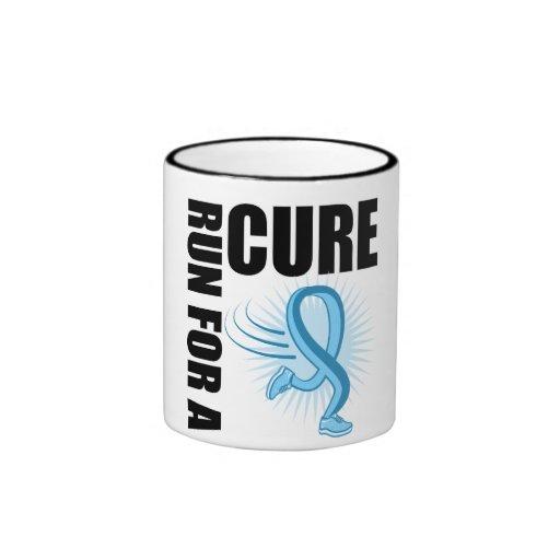 Thyroid Disease Run For A Cure Mug