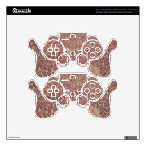 Thyroid gland cells with cancer PS3 controller decals