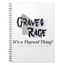 Thyroid Graves Rage Journal