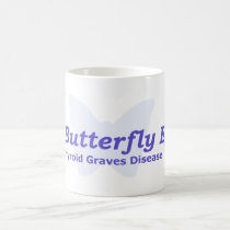 Thyroid HUG The Butterfly Effect Mug