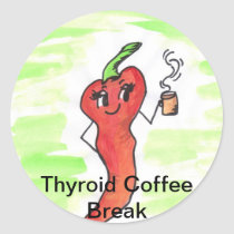 Thyroid Stickers