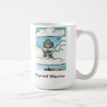 Thyroid Warrior Mug