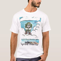 Thyroid Warrior T-Shirt
