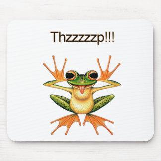 ¡Thzzzp! Alfombrilla De Ratón