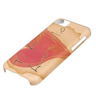 Ti Amo Amore Mio Case For iPhone 5C