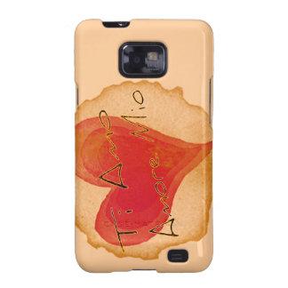 Ti Amo Amore Mio Samsung Galaxy S2 Funda