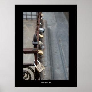 TI AMO - LOCKS OF LOVE Poster