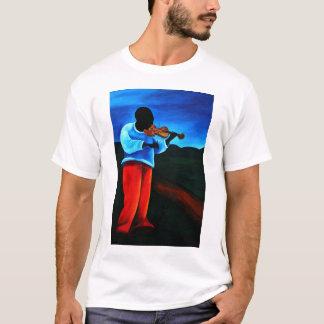 Ti-Jean le violoniste 2008 T-Shirt
