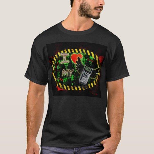 TI lover shirt