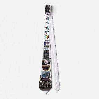 TI-Nspire CX CAS Neck Tie