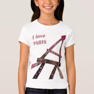 ti-shirt I love Paris T-Shirt