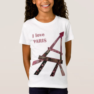 ti-shirt I love Paris T-Shirt