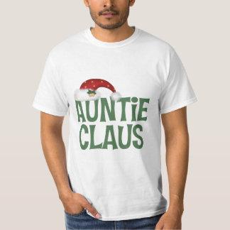 Tía Claus T-Shirt Playera