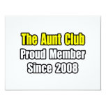 Tía Club… desde 2008 Anuncio Personalizado