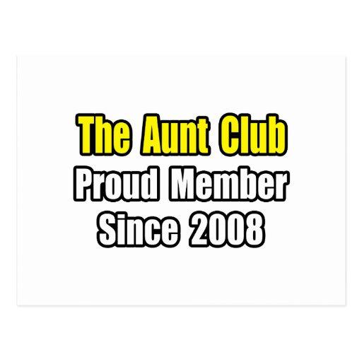 Tía Club… desde 2008 Postales