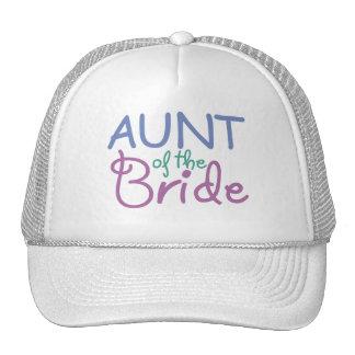 Tía de la novia gorras