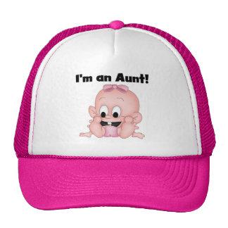 Tía de las nuevos camisetas y regalos de la sobrin gorra