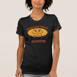 Tía del Ronroneo-fect Camiseta