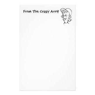 Tía loca papelería personalizada