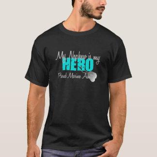 Tía marina Nephew Hero Playera