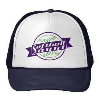 Tía Mesh Hat del softball Gorro