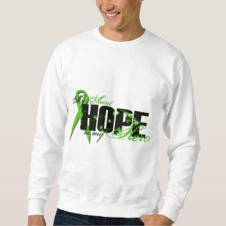 Tía My Hero - esperanza del linfoma Sudadera