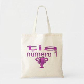 Tia Número 1 Budget Tote Bag