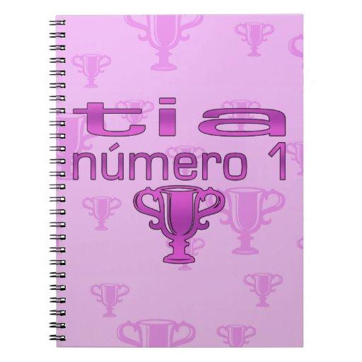 Tia Número 1 Cuadernos