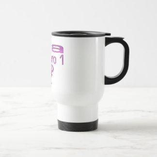 Tia Número 1 Mugs